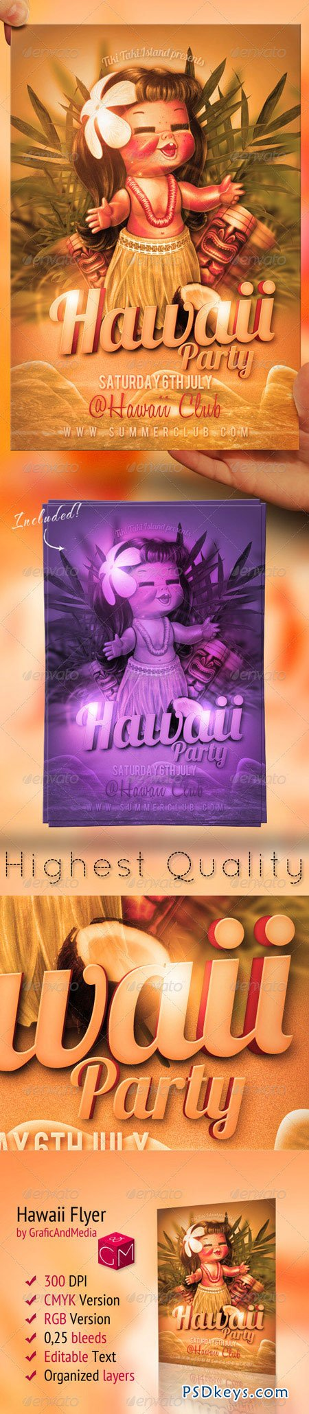 hawaii brochure template.html