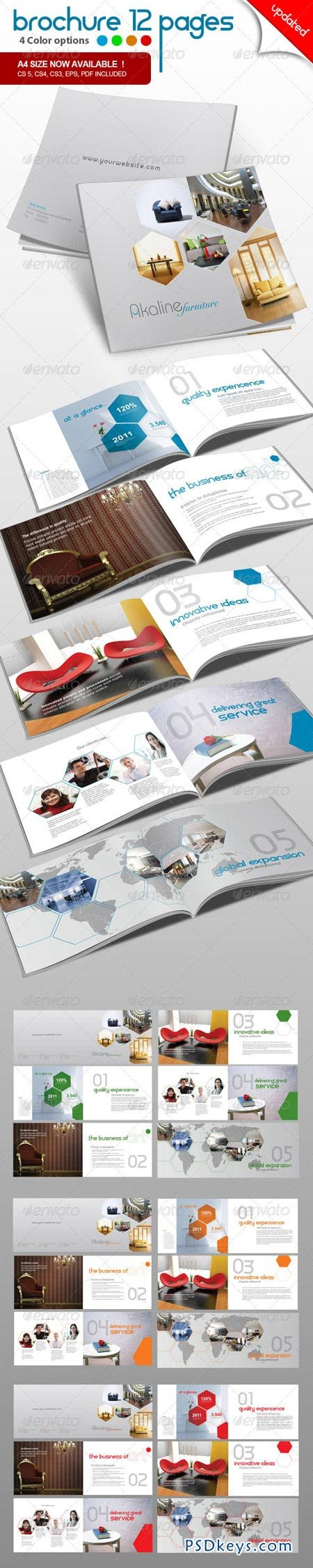 Corporate Brochure 12 pages 301830