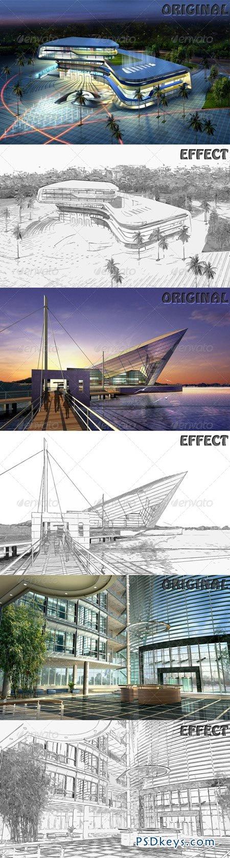 Sketch Effect 1153360