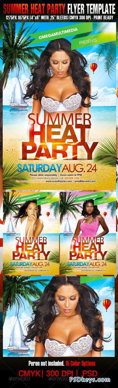 Summer Heat Party 1045187