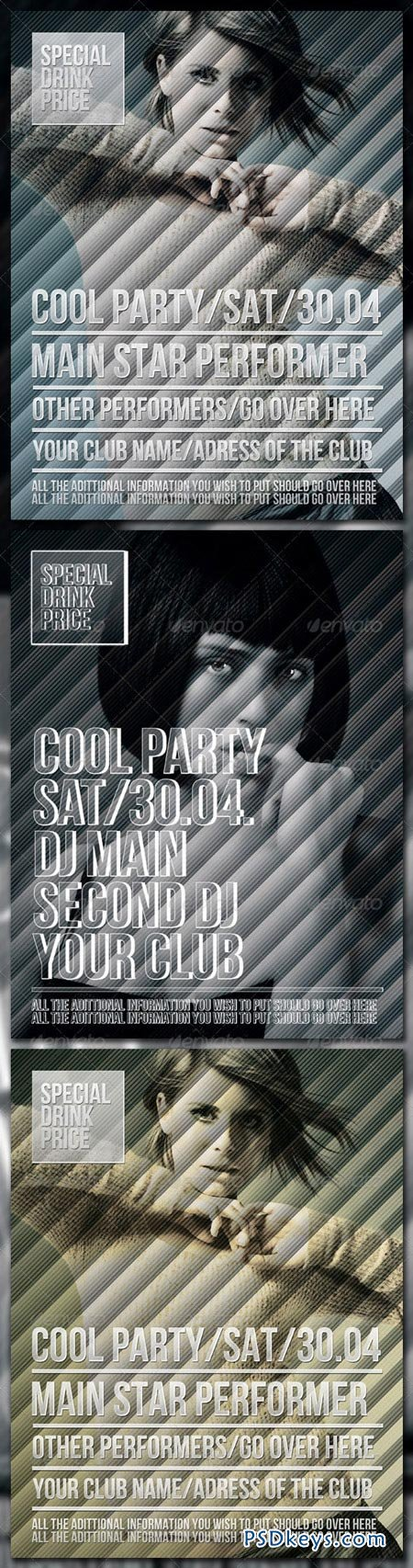 Cool Party Poster 179720