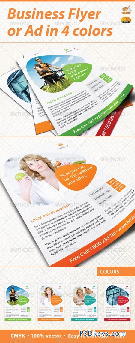 Business Flyer Ad 2408941