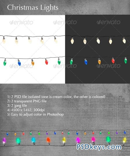 Christmas Lights 5756616