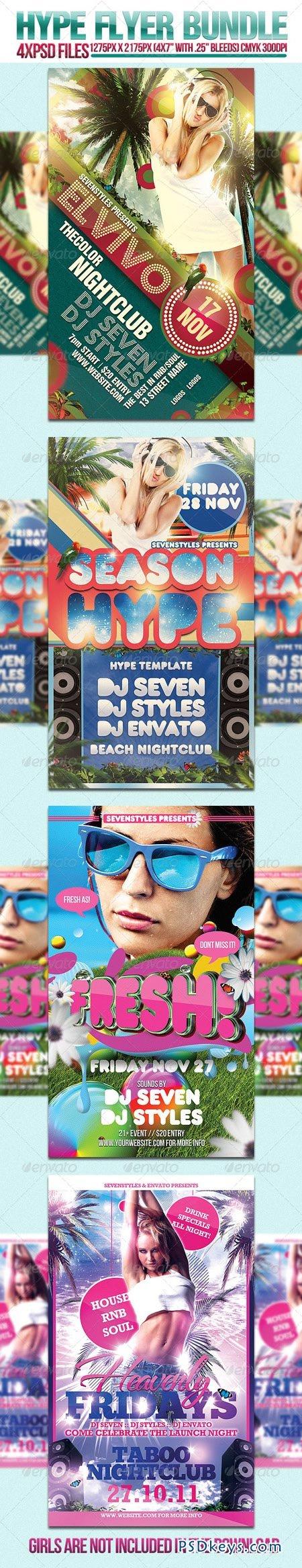 Hype Flyer Bundle 289569