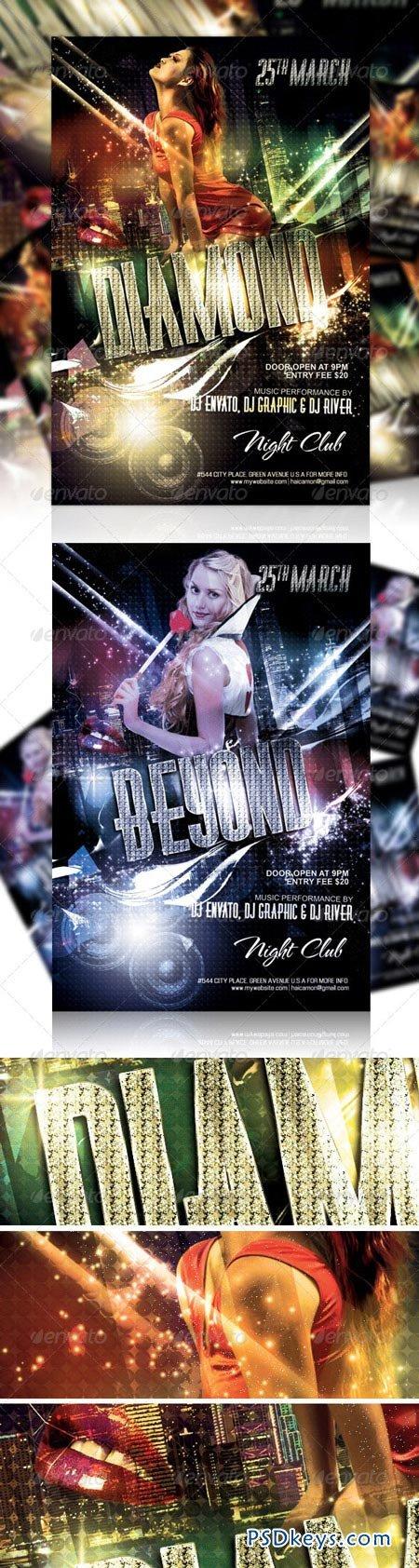 Night Club Party Flyer Vol_1 1835249