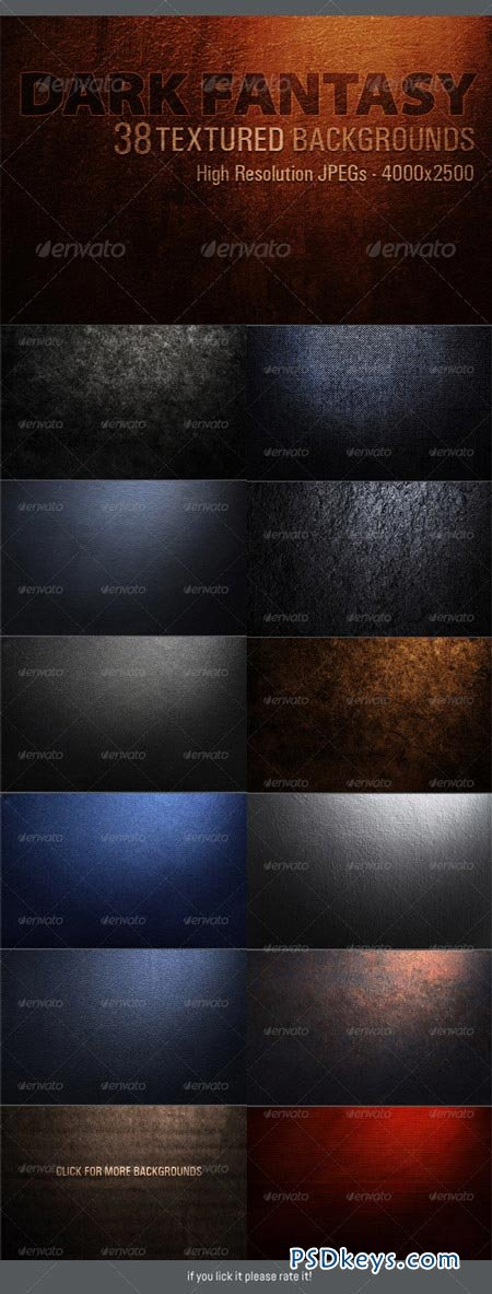 38 Textured Backgrounds 3208151