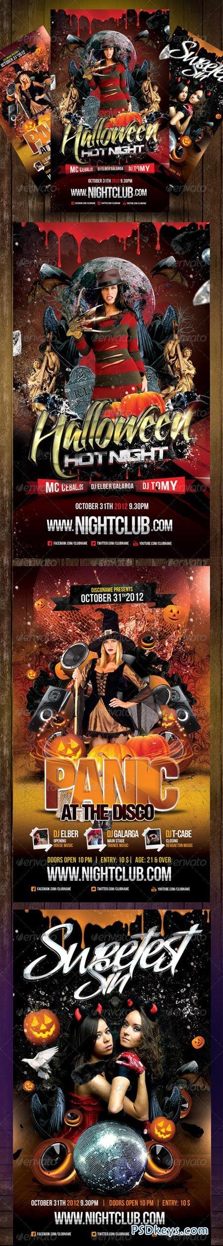 Halloween Super Bundle 3187866