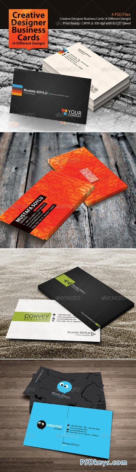Creative designer business cards pack 3187399 free download creative designer business cards pack 3187399 reheart Choice Image