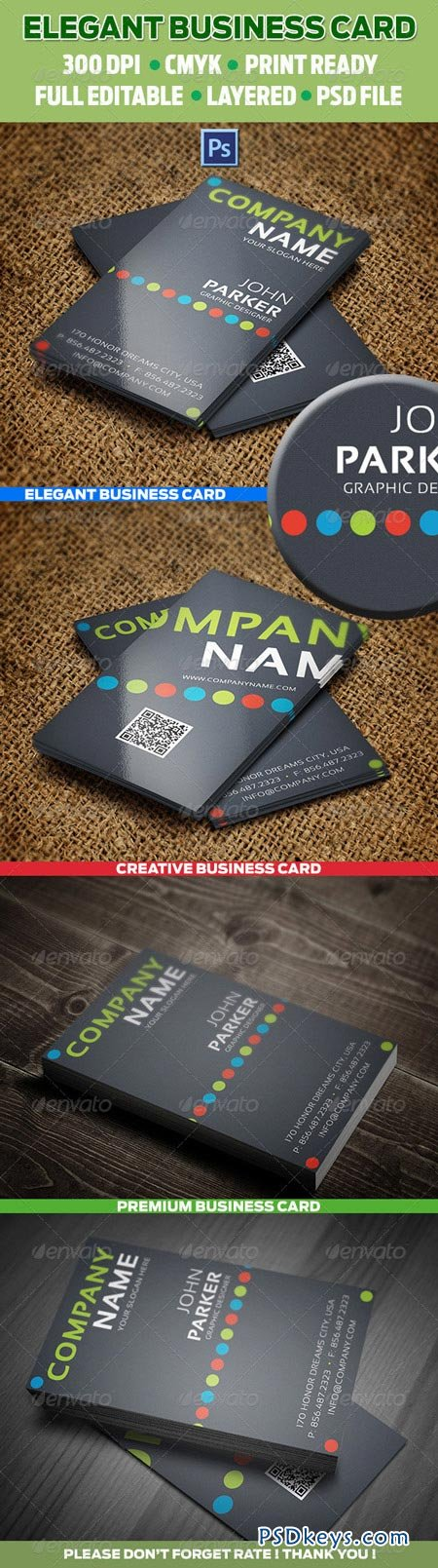 Creative Business Cards 17 3510493