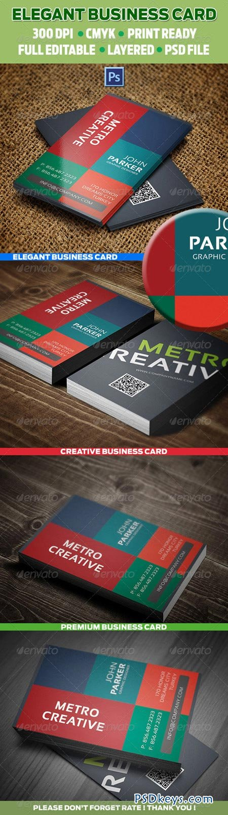 Creative Business Cards 18 3510594