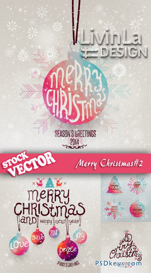 Stock Vector_-_Merry Christmas#2