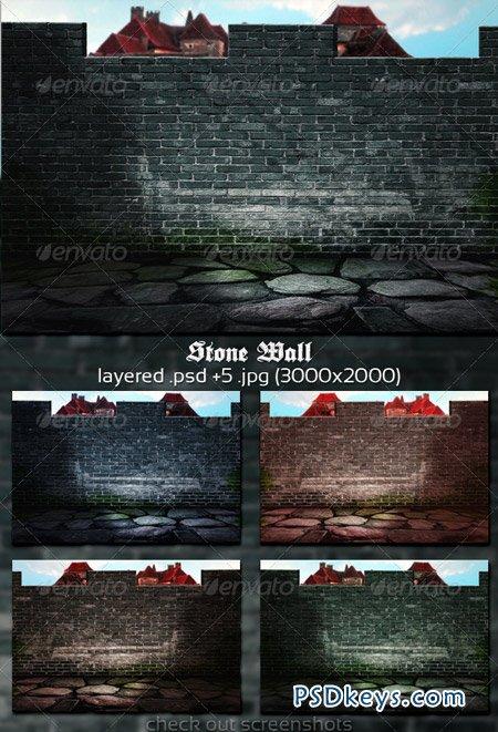 Stone Wall 1184930