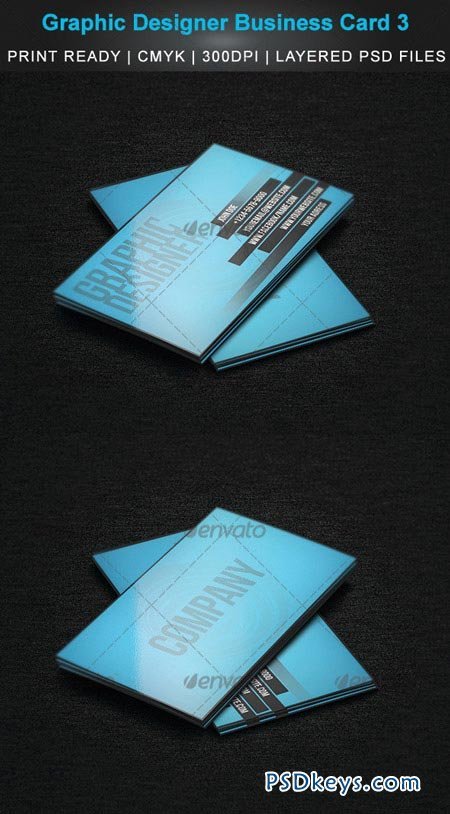Graphic Designer Business Card 3 3475975