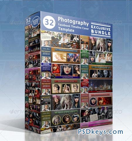 Photography FB Timeline Cover Bundle 3507560