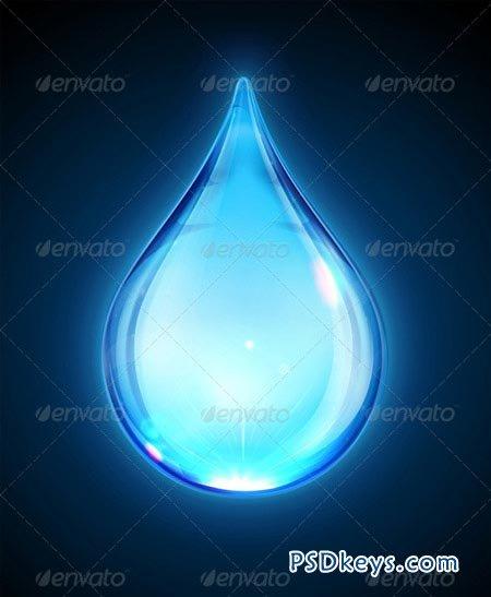 Water Drop 3523524