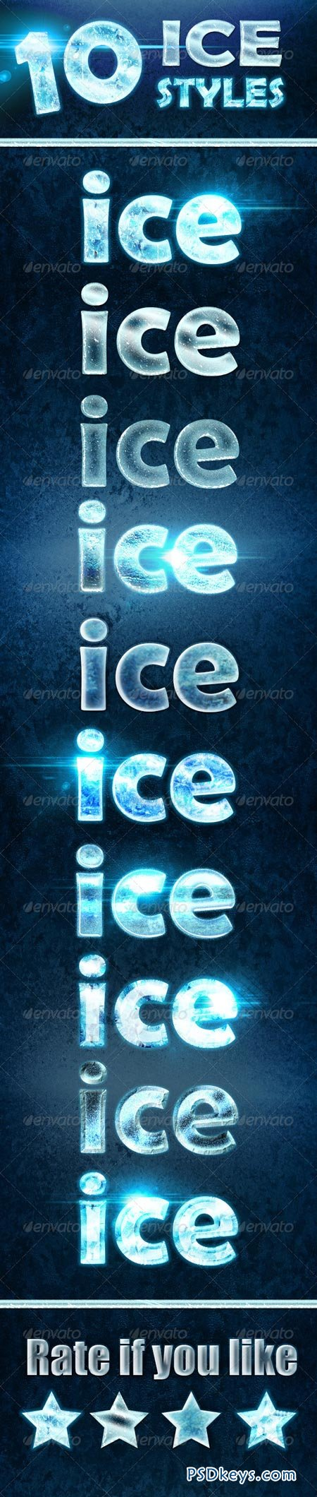 10 Ice and Frozen Effects 6296608