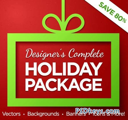 The Designer's Complete Holiday Bundle