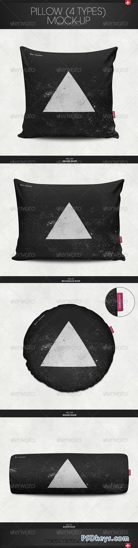 Pillow Mock-Up 6446126