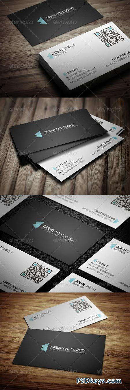 Prosuite Corporate Business Card 6665710