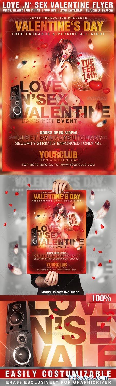 Movie sex valentine