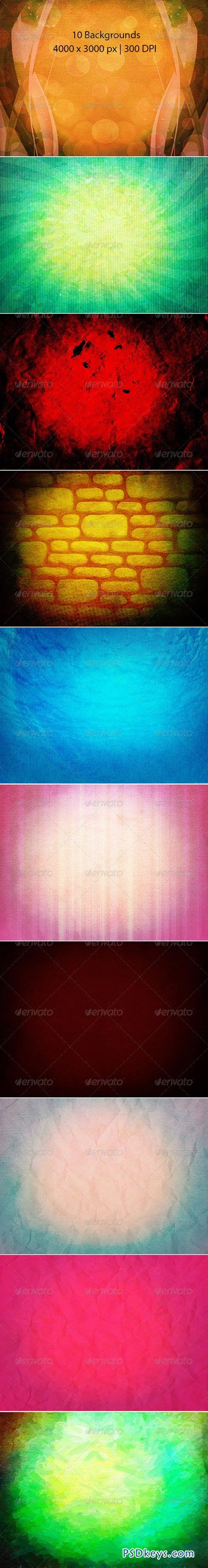 Abstract Grunge Oil painting Backgrounds 5079584