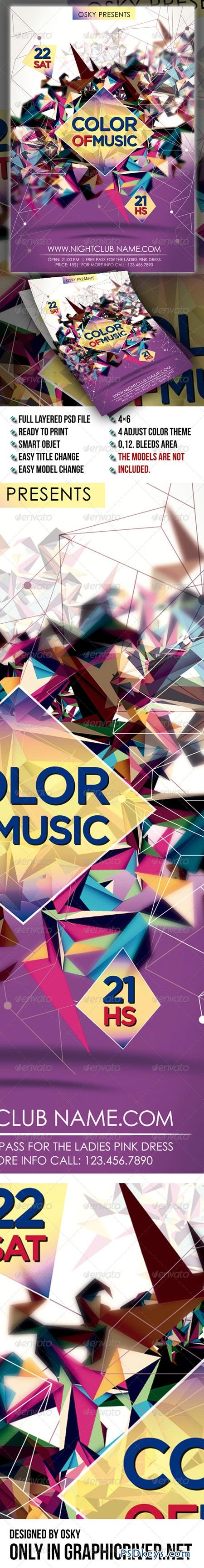 Color Of Music 6898137