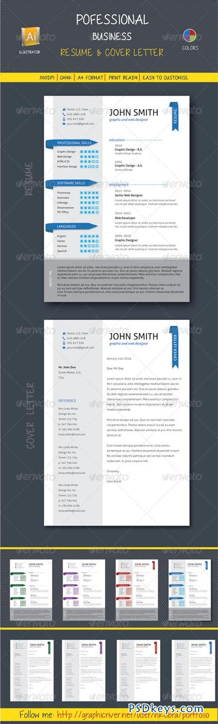 Professional Resume And Cover Letter sample resume cover – Professional Cover Letter for Resume