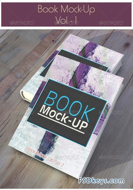 Book Mock-Up 6783159