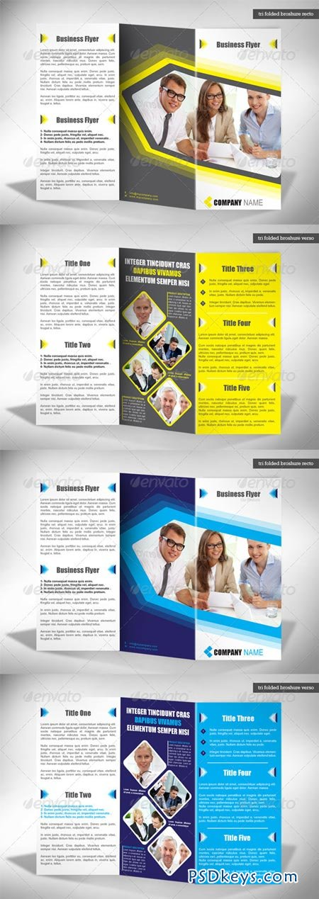 Corporate Tri-Folded Brochure no1 2499144