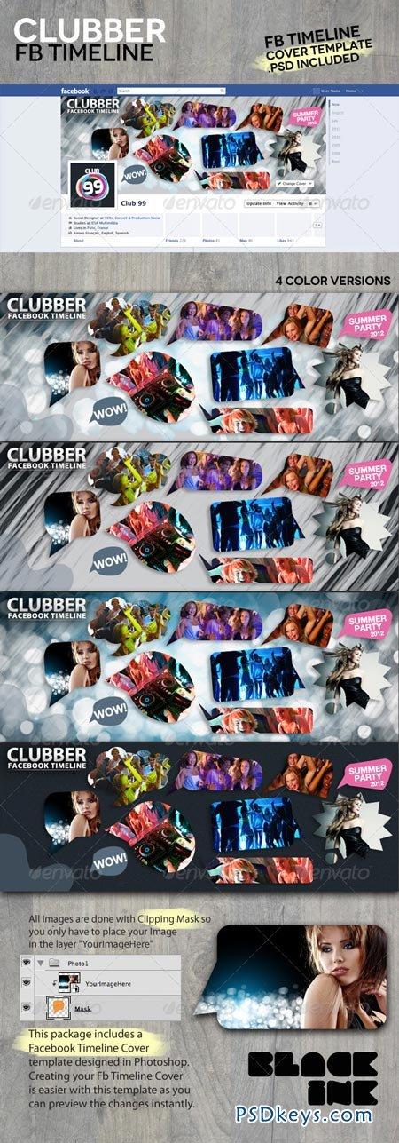 Clubber Facebook Timeline 2488855