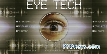 Eye Tech - After Effects Project