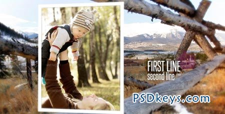 Rustic Outdoor Photo Gallery - After Effects Projects