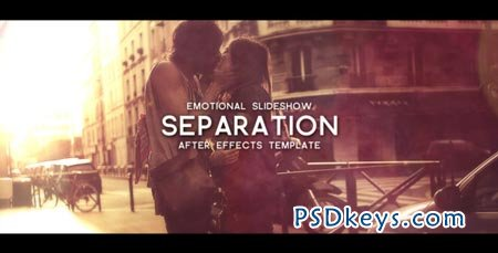 Separation - After Effects Projects