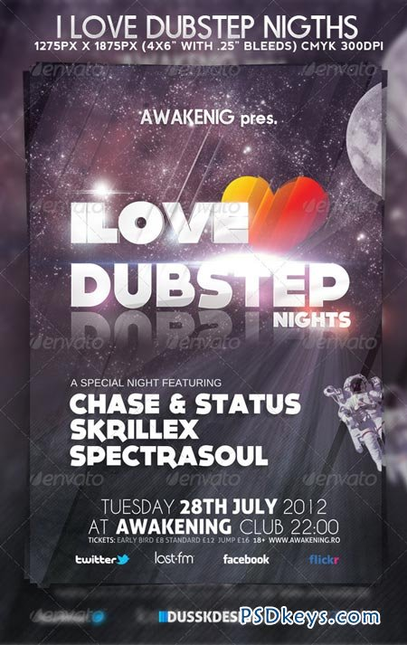 Love Dubstep Nights 3058164