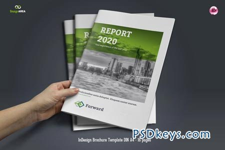 16 Page Business Report 11759
