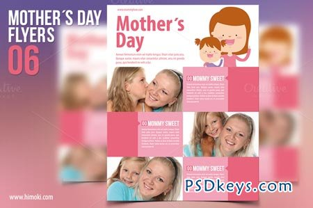 Mother´s Day Flyers 34571