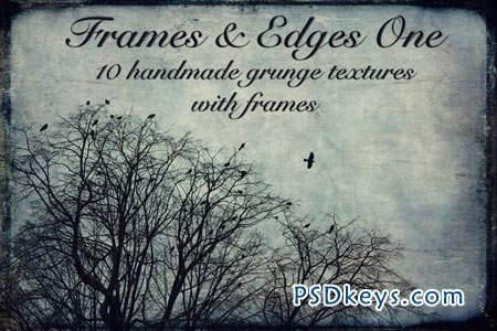 Frames and Edges one - Textures 25135