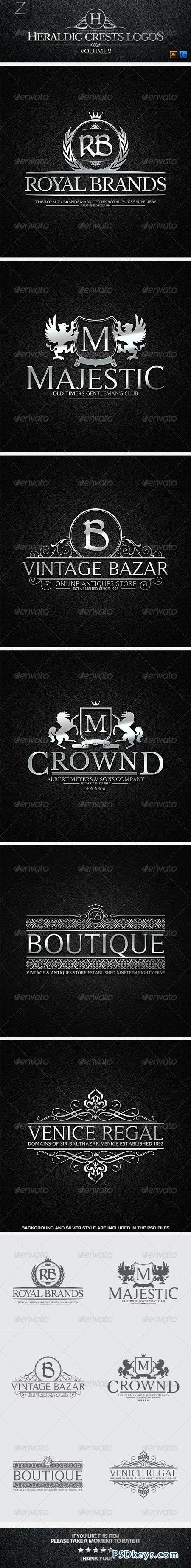 Crest Logos Vol.2 7472402