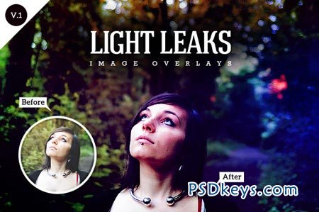 Light Leaks (Image Overlays)