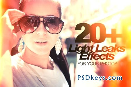 20+ Light Leaks for Your Photos 12087