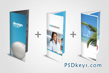 Tri Fold Brochure Bundle 6494