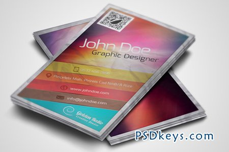 Creative Business Card 7710