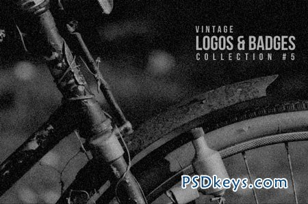Vintage Logos & Badges Collection 5 20767