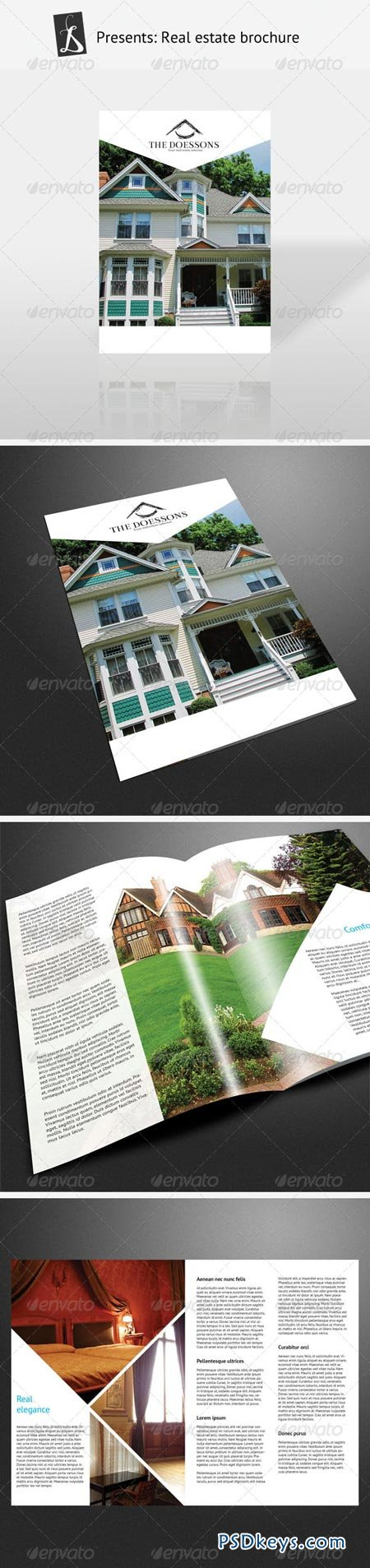 Real Estate Brochure 167850