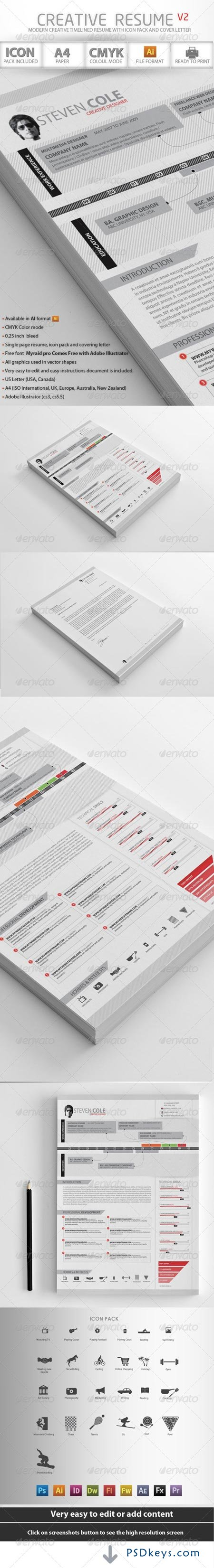 Creative Resume Advance 3246246