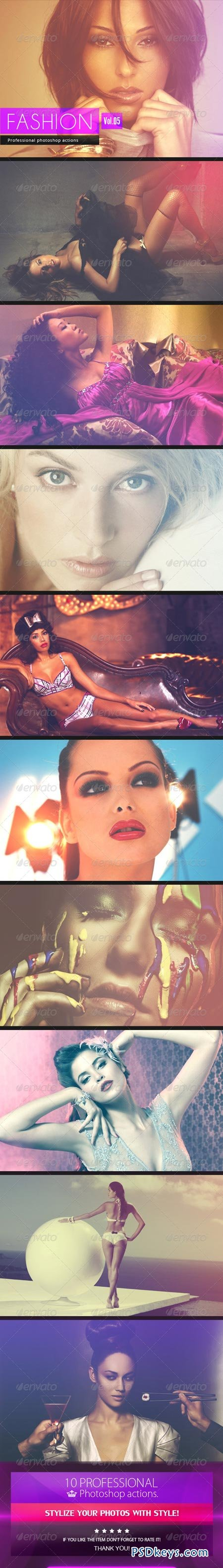 Fashion - Photoshop Actions [Vol.5] 7651571
