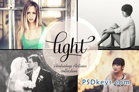 Light - Actions Set 3249