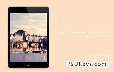 Pastel Town - Prague Series 43737