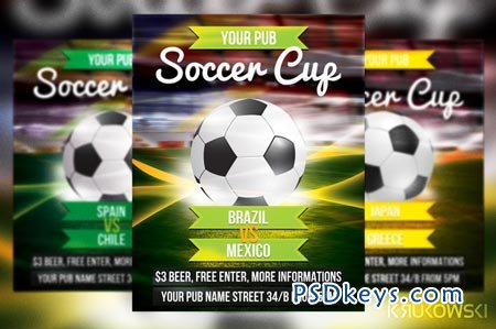 Soccer Cup 43986