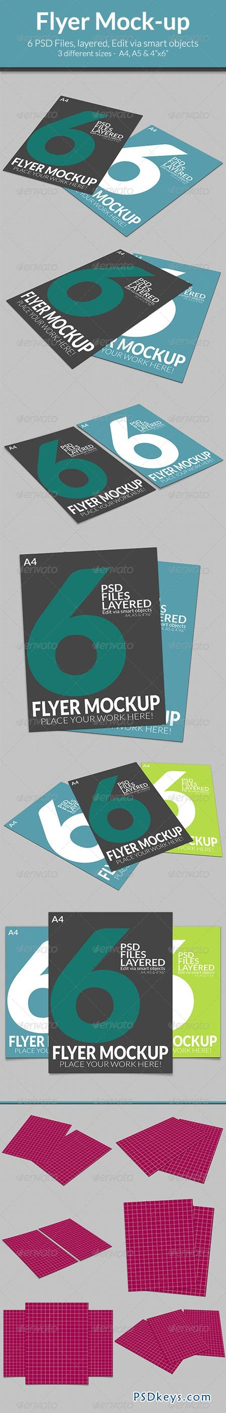 Flyer Mock-up SS3 7674760
